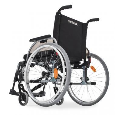 Кресло-коляска OttoBock Старт 3. Модификация колес