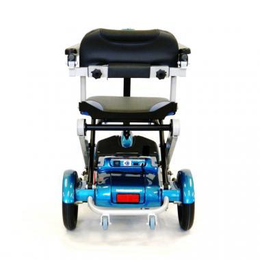 Электроскутер для пожилых и инвалидов Меркурий Русак. Увеличенный пробег