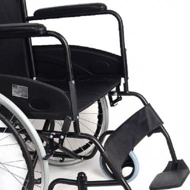 Кресло-коляска Ergoforce E 0811. Комфортное расположение