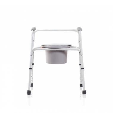 Кресло -туалет  Ortonica TU-1. Автономное использование