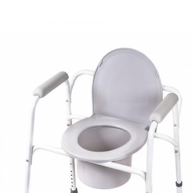 Кресло -туалет  Ortonica TU-1. Мягкое сиденье