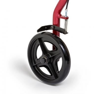 Ходунки-роллаторы для инвалидов и пожилых людей Армед FS965LH. Маневренные колеса