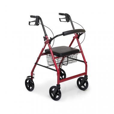 Ходунки-роллаторы для инвалидов и пожилых людей Армед FS965LH. Надежная конструкция