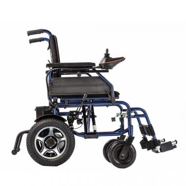 Инвалидное кресло-коляска с электроприводом Ortonica Pulse 110. Удобство в быту