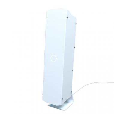 Очиститель воздуха ультрафиолетовый  РЭМО ОВУ-01 Солнечный бриз. Прочный корпус