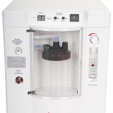 Концентратор кислорода Армед 7F-3L. Простое управление