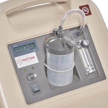 Концентратор кислорода Армед 7F-5. Управление и обслуживание
