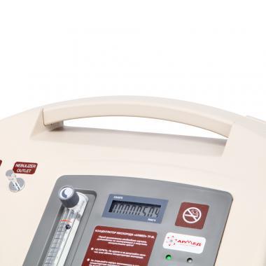 Концентратор кислорода Армед 7F-5L. Производительность