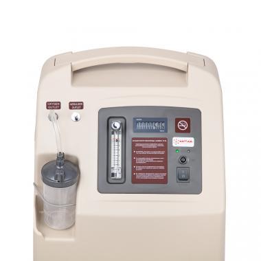 Концентратор кислорода Армед 7F-5L. Простое управление